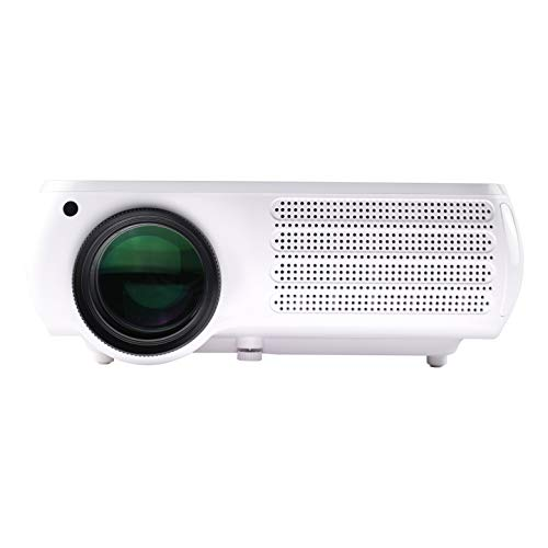 Native 1080p WiFi Projector, Gzunelic...