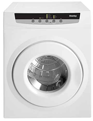 Danby DDY060WDB Portable Dryer, White
