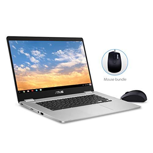 ASUS Chromebook C523 Laptop- 15.6' Full...