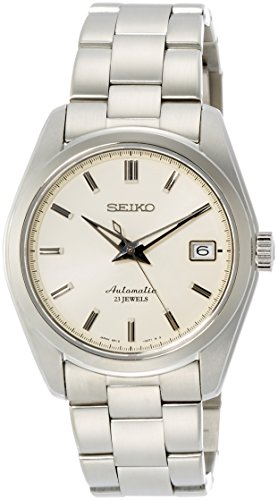 Seiko Men's Japanese-Automatic Watch...