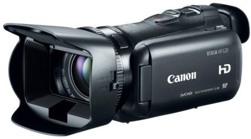 Canon VIXIA HF G20 HD Camcorder with HD...