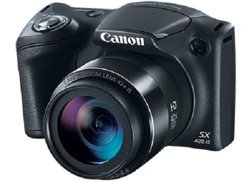 Canon PowerShot SX420 Digital Camera w/...