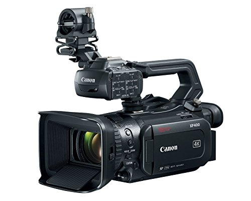 Canon XF400 Professional Camcorder,Black