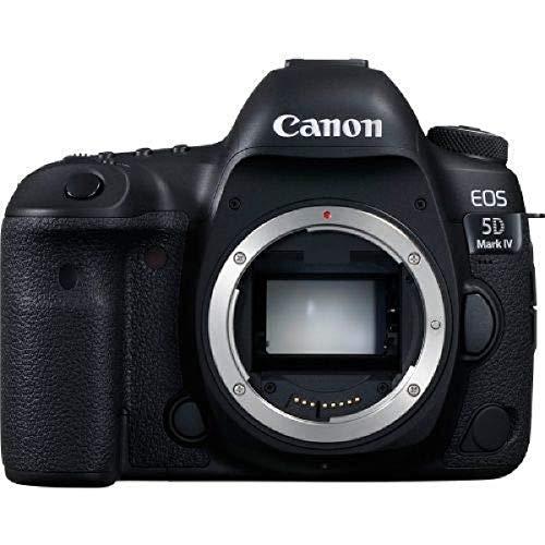 Canon EOS 5D Mark IV Full Frame Digital...