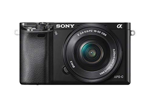Sony Alpha a6000 Mirrorless Digital...