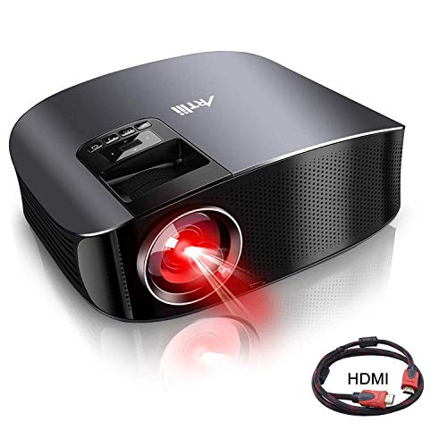 HD Projector - Artlii 2020 Upgraded 5500...