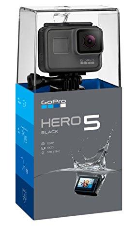 GoPro Hero5 Black — Waterproof Digital...