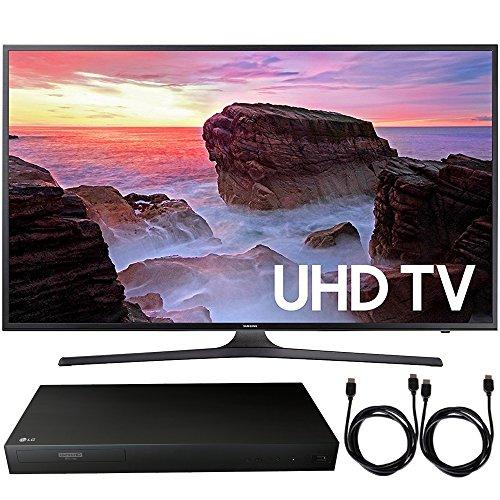 Samsung UN55MU6300 55' 4K Ultra HD Smart...