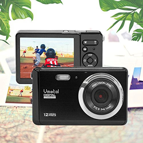 2.8 inch LCD Rechargeable HD Mini...