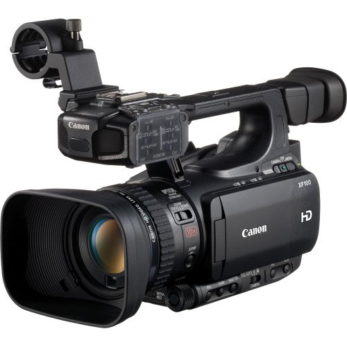 Canon XF100 Professional Camcorder with...