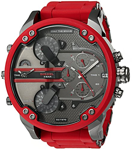 Diesel Mens Mr. Daddy 2.0 Multi-movement...