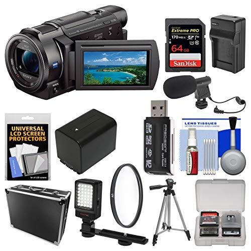 Sony Handycam FDR-AX33 Wi-Fi 4K Ultra HD...