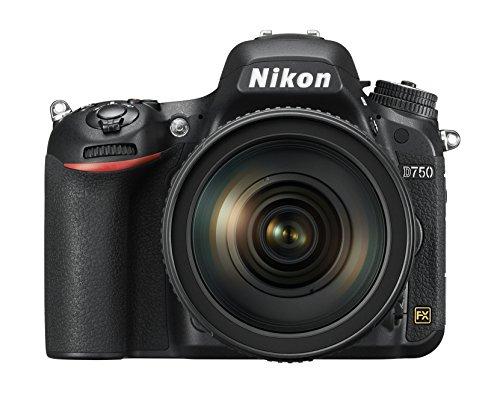 Nikon D750 FX-format Digital SLR Camera...