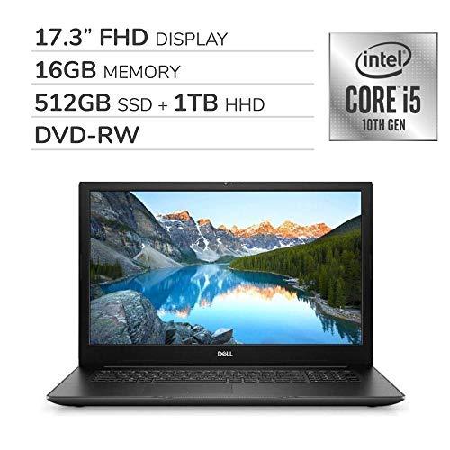 Dell Inspiron 17 3793 2020 Premium...