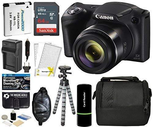 Canon PowerShot SX420 IS Digital Camera...