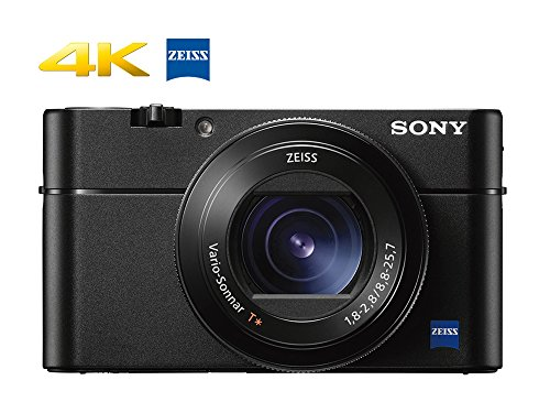 Sony Cyber-Shot DSC-RX100 V 20.1 MP...