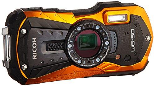 Ricoh WG-50 16MP Waterproof Still/Video...