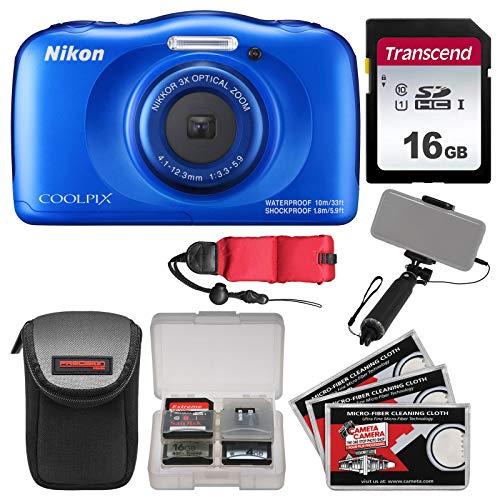 Nikon Coolpix W100 Wi-Fi Shock &...