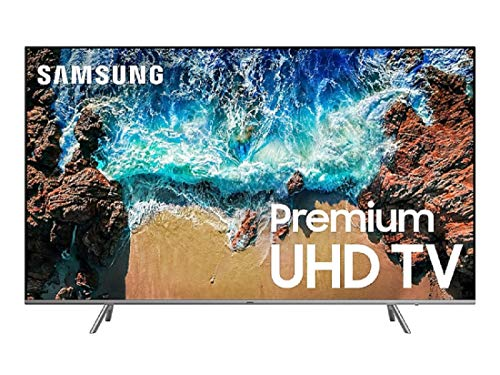 Samsung UN82NU8000FXZA Flat 82' 4K UHD 8...