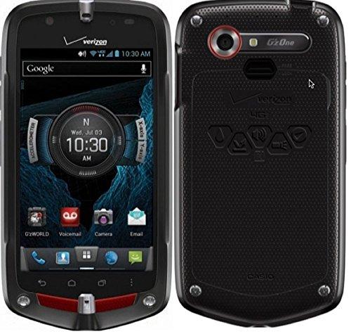 Casio G'zOne Commando 4G LTE C811...