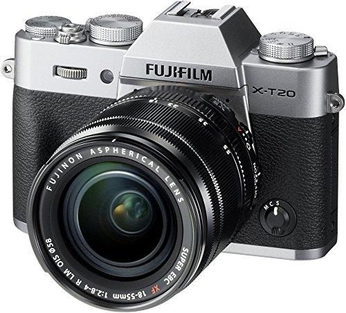 Fujifilm X-T20 Mirrorless Digital Camera...