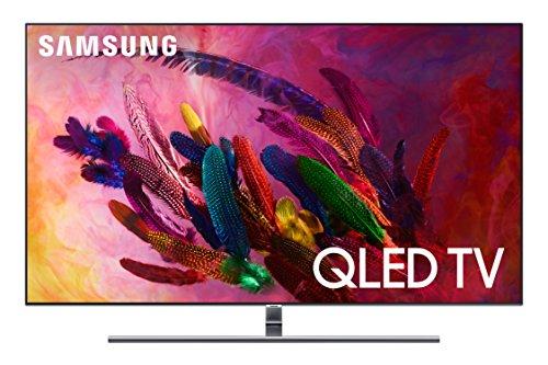 "Samsung QN75Q7FN FLAT 75"" QLED 4K UHD..."