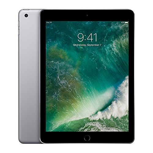 Apple iPad with WiFi, 32GB, Space Gray...