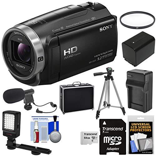 Sony Handycam HDR-CX675 32GB Wi-Fi HD...