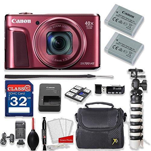 Canon PowerShot SX720 HS 20.3MP 40X...