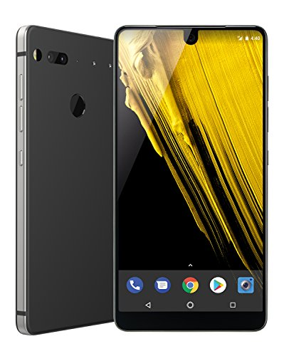 Essential Phone in Halo Gray – 128 GB...