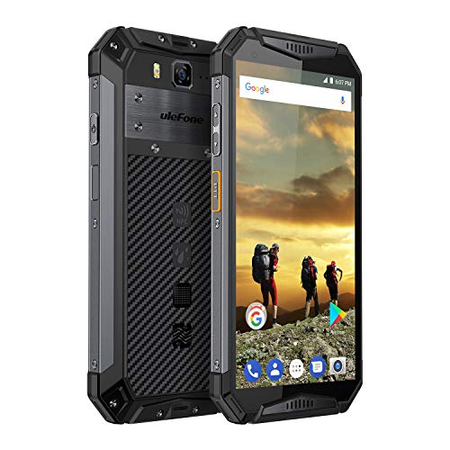 Ulefone Armor 3 Rugged Smartphone, IP68...