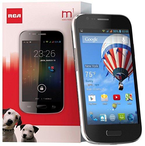 RCA M1 Unlocked Cell Phone, Dual Sim,...