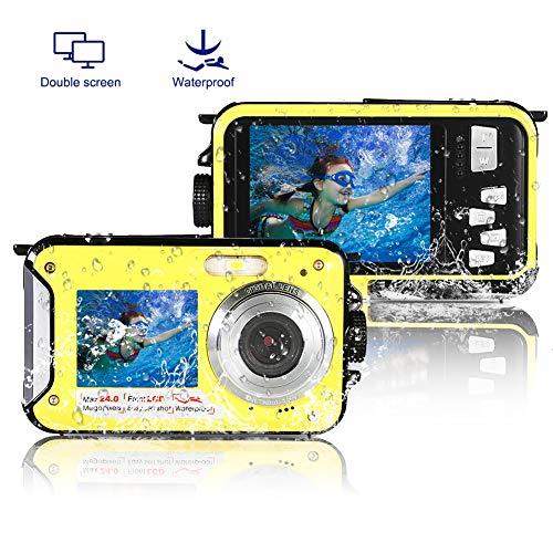 Underwater Camera Full Hd 1080P...