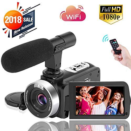 Digital Video Camera WiFi Camcorder Full...