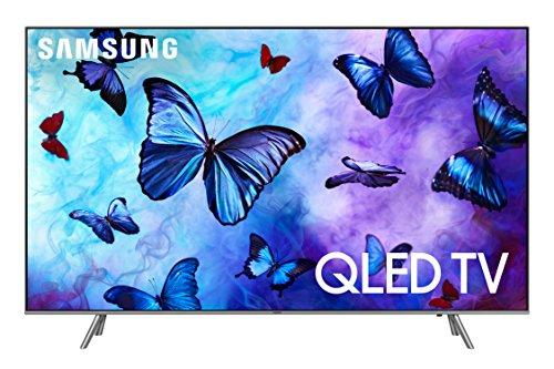Samsung QN82Q6 Flat 82' QLED 4K UHD 6...