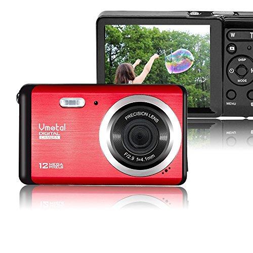 Mini Digital Camera,Vmotal 2.8 inch LCD...