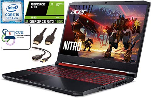Acer Nitro 5 15.6 FHD Gaming Laptop, 9th...