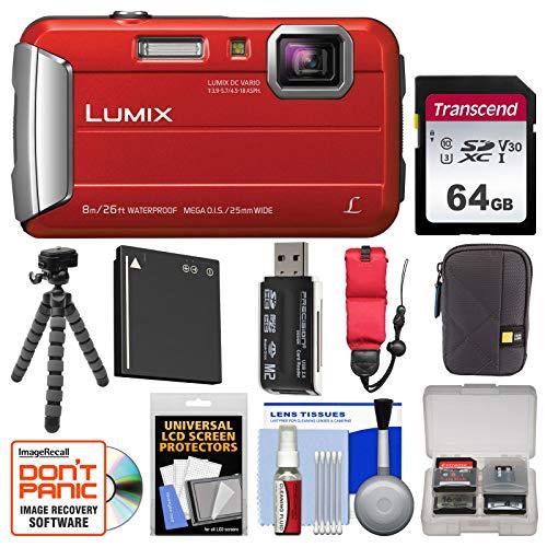 Panasonic Lumix DMC-TS30 Tough Shock &...
