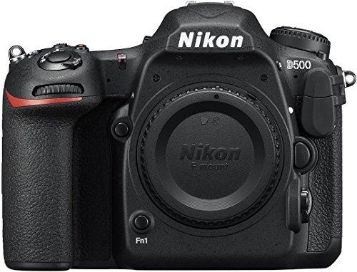 Nikon D500 DX-Format Digital SLR (Body...