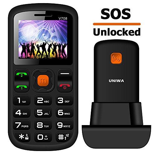 MOSTHINK Unlocked Senior Phone 1.77' 2G...
