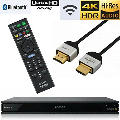 Sony UBP-X800 Streaming 4K Ultra HD 3D...