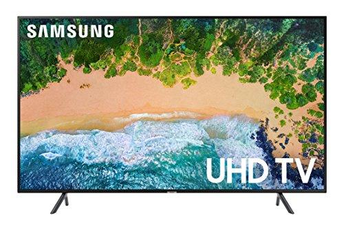 Samsung UN40NU7100FXZA Flat 40' 4K UHD 7...