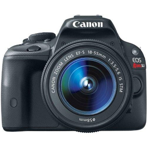 Canon EOS Rebel SL1 Digital SLR with...