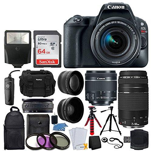 Canon EOS Rebel SL2 DSLR Camera + EF-S...