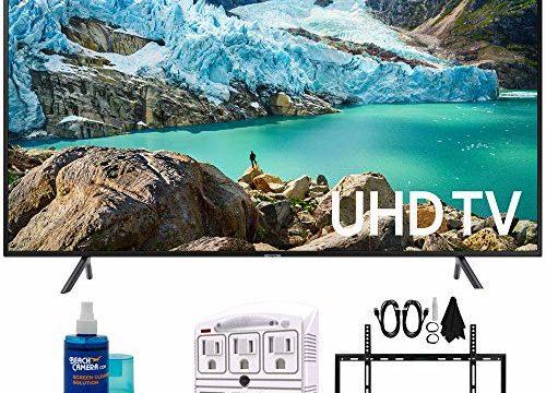 Samsung RU7100 LED Smart 4K UHD TV Review